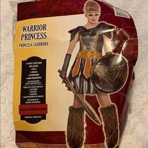 Other - Adult Halloween warrior princess costume